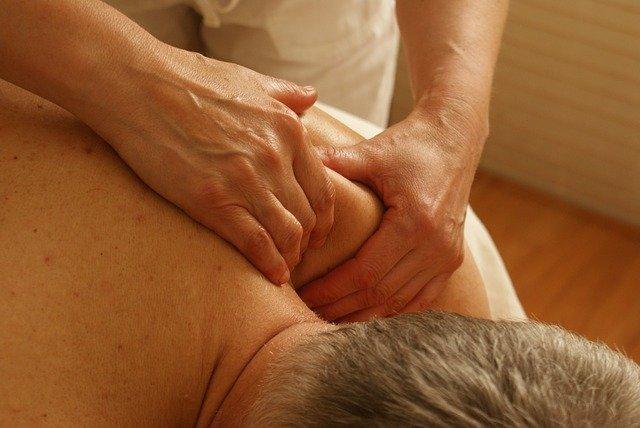El masaje en la fisioterapia