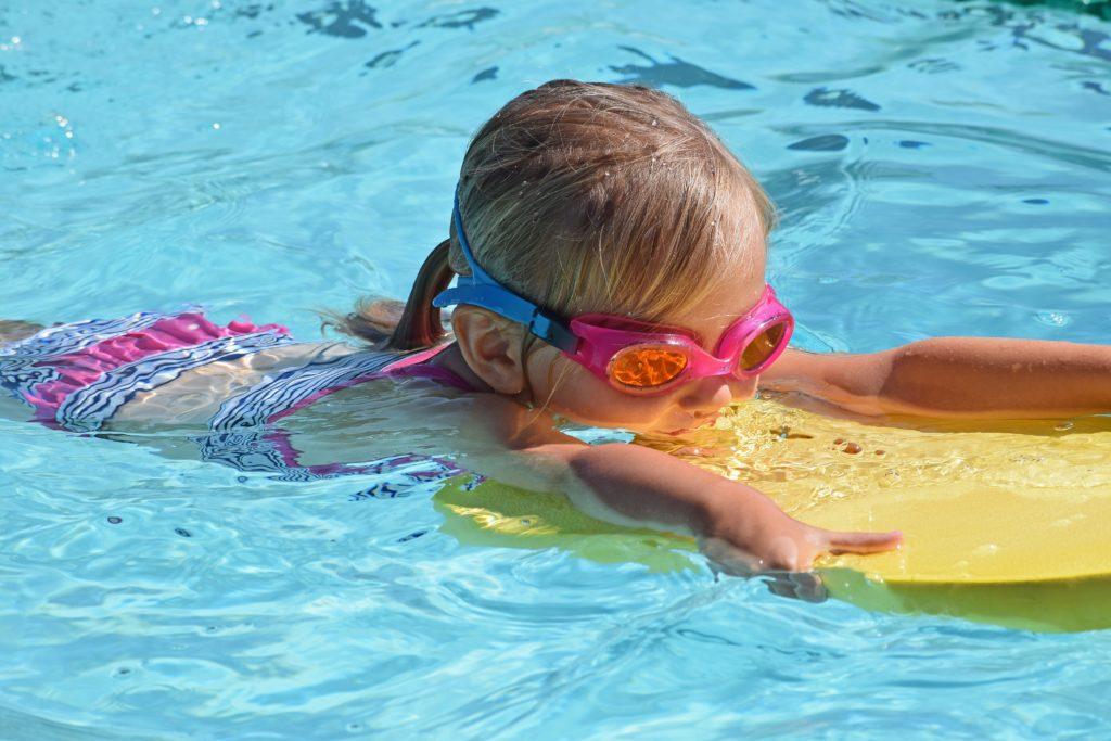 La piscina como medio terapéutico